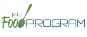 My Food Program Logo