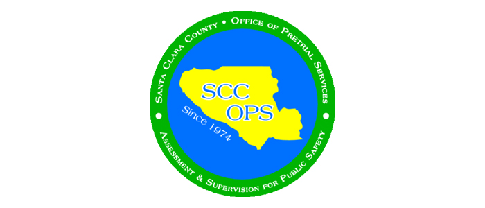 County of Santa Clara Pre-Trial Services Logo